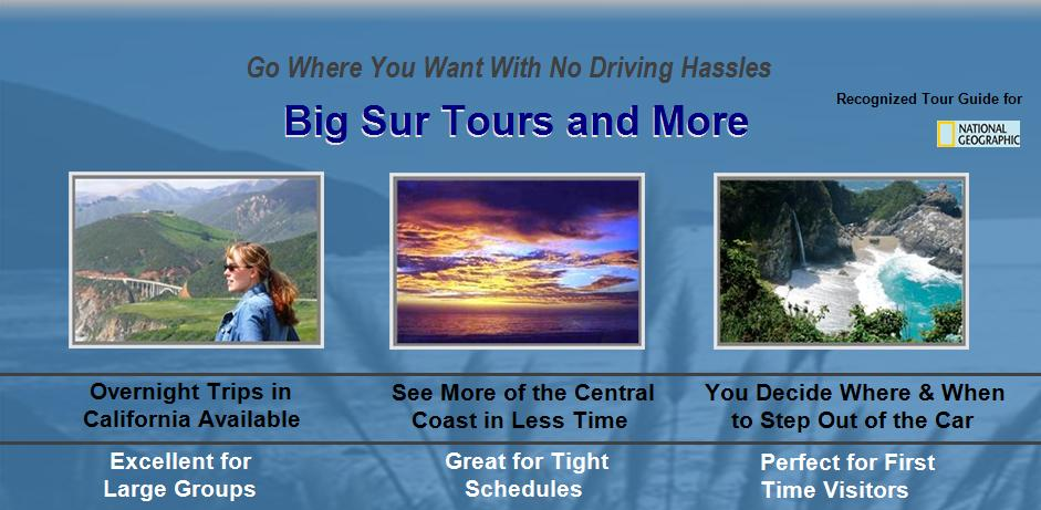 Big Sur Tours